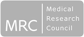 Logo medical research council grey