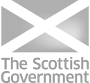 Logo scottish government grey